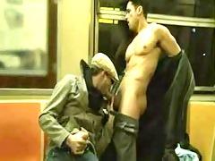 sexy subway drive