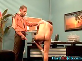 unmerciful gay porno at the workplace gay fuckers