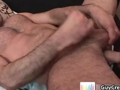 adam russo gets bushy anus pierced part4