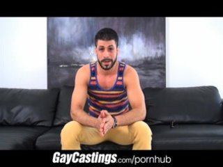 gaycastings furry spanish man wants to be a sex