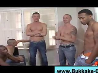 gay bukkake like male bunch  blowjobs