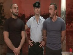 alessio and leo into desperate extreme gay gay sex