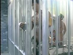 prison porn three people