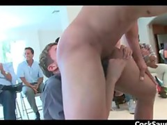 big libido sausage gay group sex celebration part2