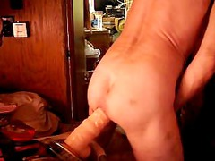 big dildo pleasure deep