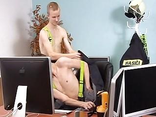 super gay dick sucking into the bureau