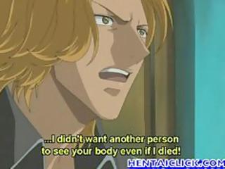 blond anime gay hot gang-banging inside bunk