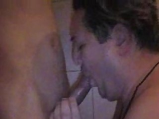 heavy gay hunk licks amateur uneasy  white cream