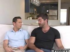 nuptial man takes super gay fellatio part6