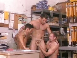 hirsute men like gay triple