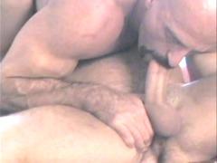 stunning men acquiring butt drilled