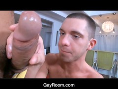 gay room obtain a peak
