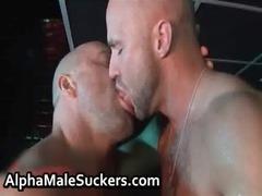 very slutty gay guys gang-banging gay porno