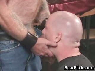 gay bear punishment by horny gay cops