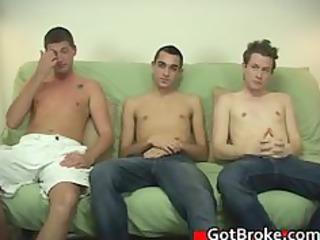 blake, damien jeremy gay three people part1