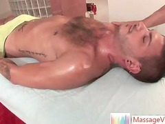 tristan mathews takes oiled and massaged part5