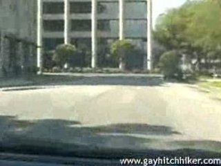 gay hitchhiker - matt
