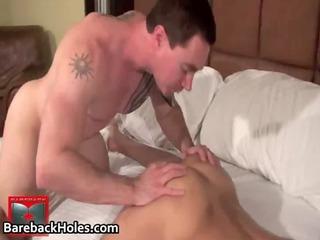 extreme gay bareback piercing and libido gay video