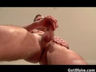 kane is jerking his pretty gay cock part4