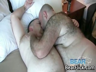 happy and desperate gay bears don james