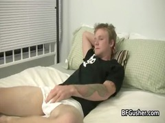 jordan gang-banging his stupid with dildo gay
