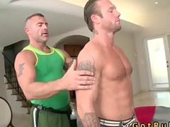 guy obtains anal stuffed with toy and penis part2