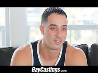 gaycastings uncut guido acquires penis for