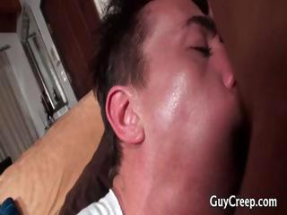 muscled hunk driving difficult gay tube part1