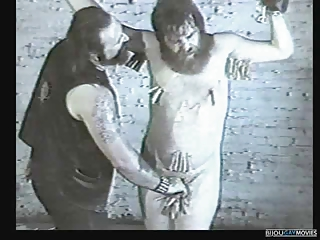 gay bdsm classic tease sir p3 from bijougaymovies