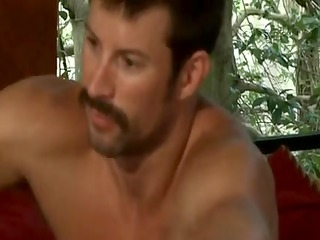 mustached bfs invite fucker for gay triple