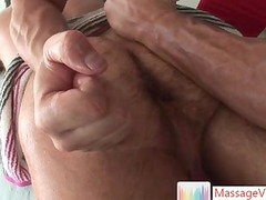 bear taking his hairy shape massaged part4
