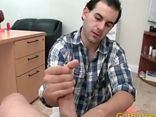 fluky guy obtains his firm dick sucked gay part4