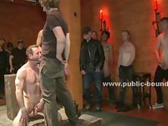 sado maso gay sex slave abused into obsess taut