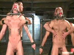 leo and trent inside extremely extreme gay fuck