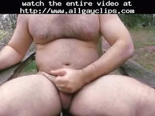 daddy pushing dildo gay porn gays gay sperm