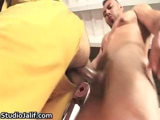 k barraca and niko latinos hot difficult gay video