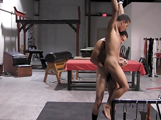 bdsm gay bondage fuckers twinks inexperienced