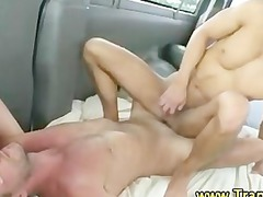 super muscley straight guy takes off