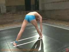 naked jock strap fuck wrestling!