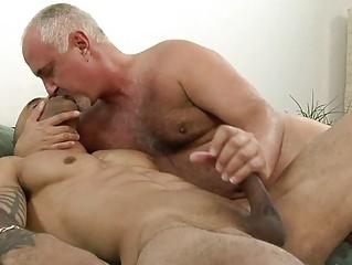 Mature gay handjobs