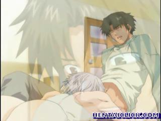 anime gay tasting and driving libido