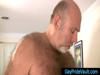 granny gay bear piercing much younger fucker gay