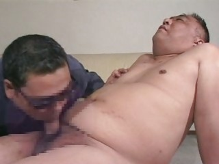 eastern  gay stud mystakes penis for lollipop