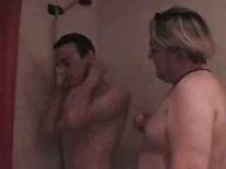 heavy gay gangbangs his amateur partner under bath
