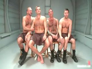 gay bdsm groupsex video 1 by boundpride gays