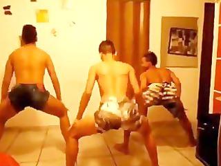 brazilian gay twerk team