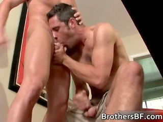 extreme gay unmerciful drilling and licking gay