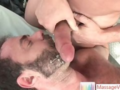 dodge wolf acquires his primary gay massage part5