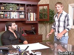 naughty gays landon and vince lick libidos just