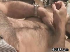 very hirsute boy jerking off 4 by gotbf gay video